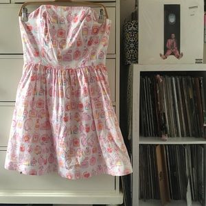 Lilly Bottle Dress